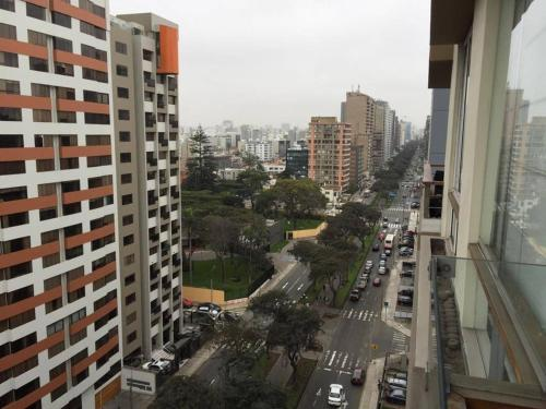 Nice and cozy apartment - Great view - Miraflores, Lima