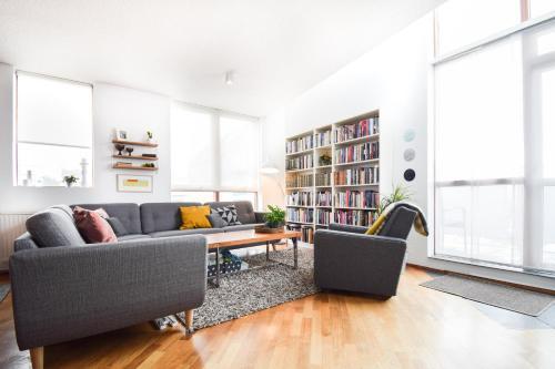 GreenKey Apartment D9, Хабнарфьордюр