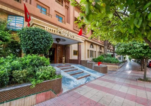 Hôtel Spa Atlassia Marrakech, Marrakesz