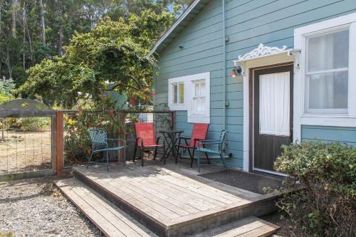 Albion Garden Cottage