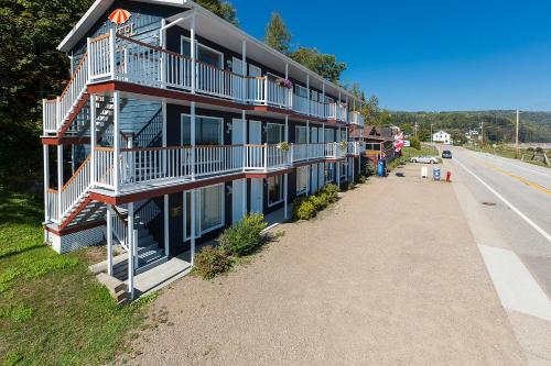 Restaurant motel de la plage, Saint-Irénée