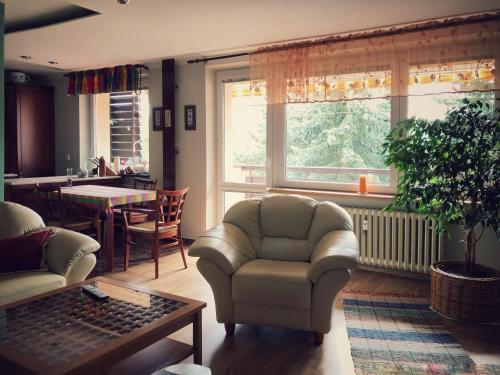 Apartmán Na sluneční stráni