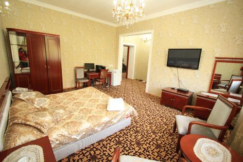 Hotel MT NBT, Khorog