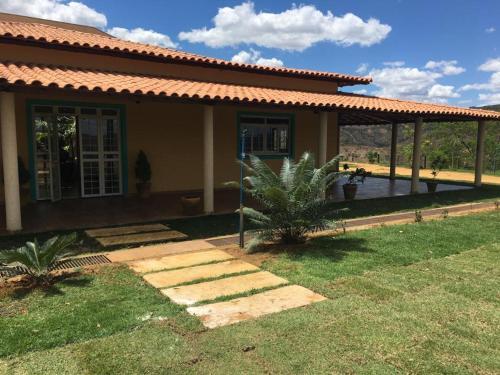 Casa fazenda Santana