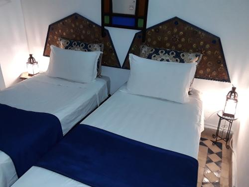 Saloua Twin Room