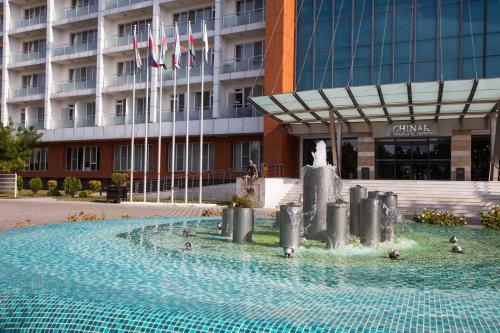 Chinar Hotel & Spa Naftalan, Naftalan