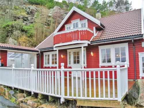 Holiday Home Lindesnes with Hot Tub XI, Svenevik
