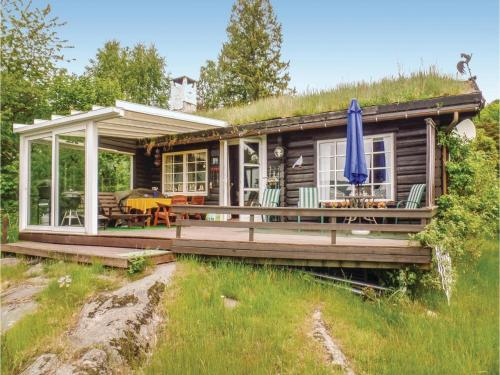 Three-Bedroom Holiday Home in Drobak