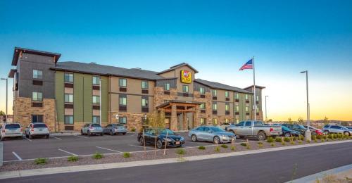 My Place Hotel-Colorado Springs,CO