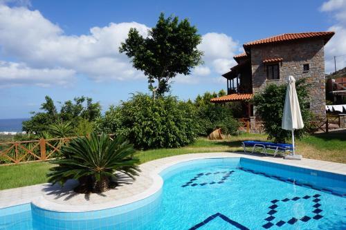 Villa Iris, Mílatos