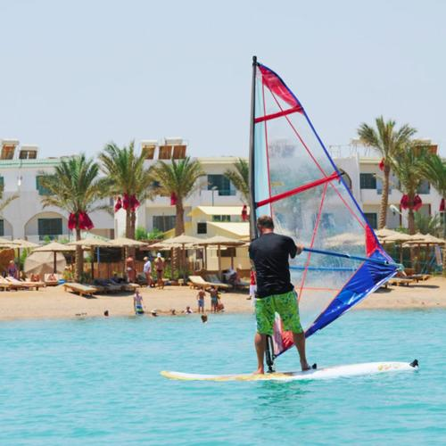 Lillyland beach club Hurghada, Hurghada