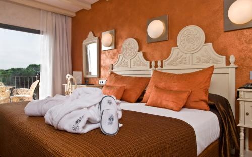 Double Room with Sea View with Spa Access Hotel & Spa Cala del Pi 6
