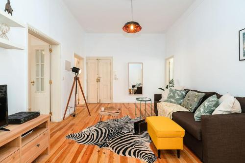 Explore Vibrant Lisbon - Apartment near Arroios