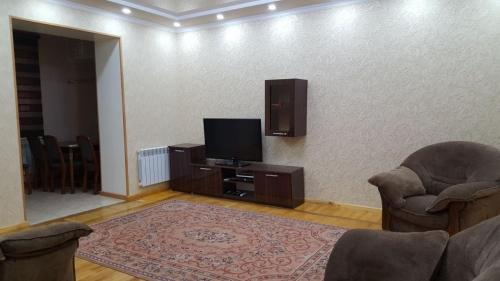 Afrasiab Apartment, Taszkient