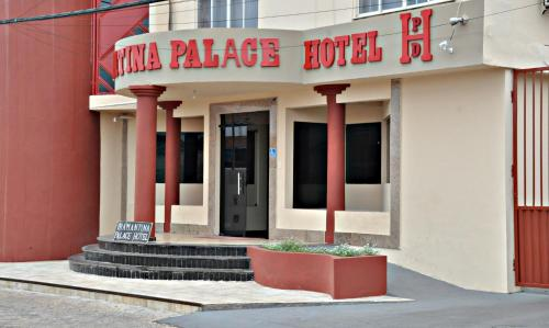 Diamantina Palace Hotel