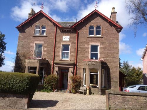 Photo of Galvelmore House Hotel Bed and Breakfast Accommodation in Crieff Perth and Kinross