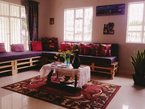 Kanga, Arusha