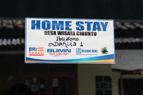 Homestay Soma Cibuntu, Mandirancan