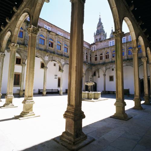 Parador De Santiago De Compostela Dos Reis Catolicos 41