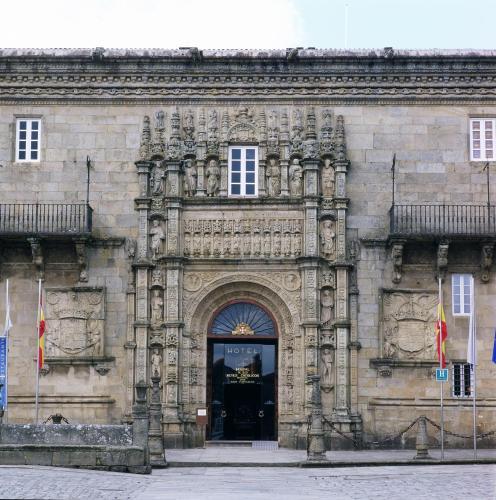 Parador De Santiago De Compostela Dos Reis Catolicos 46