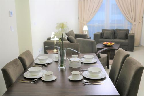 SEA VIEW FULLY FURNISHED 2BD -WEST BAY, 多哈