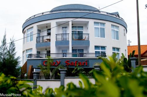 Cozy Safari, Kigali