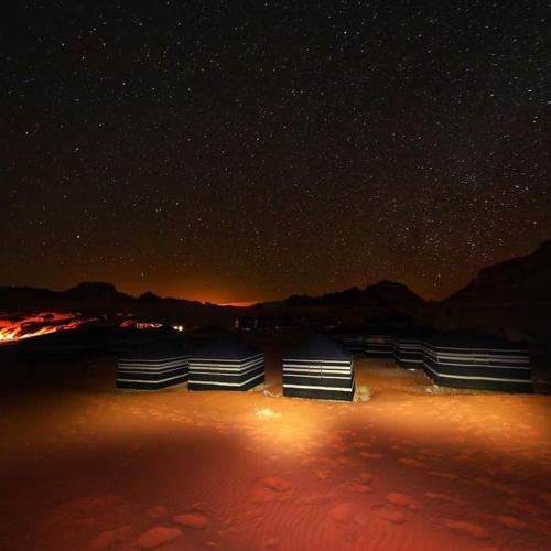 Beit mutlak camp, Wadi Rum