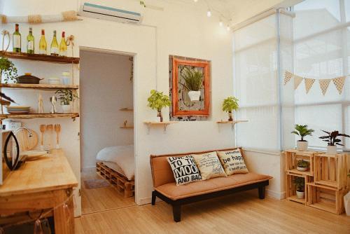 Langmandi - Le Blanc room, Hanoi