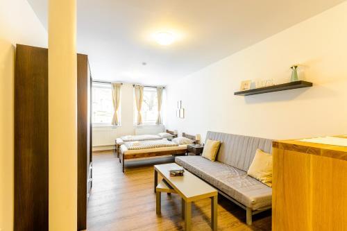 Žižkov Cosy Studio Apartments