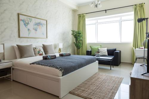 HiGuests Vacation Homes - Lake City Tower, 迪拜