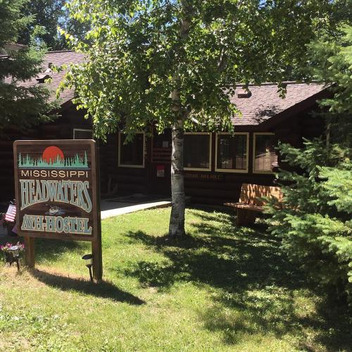 HI - Mississippi Headwaters Hostel