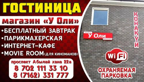 Mini hotel U Oli