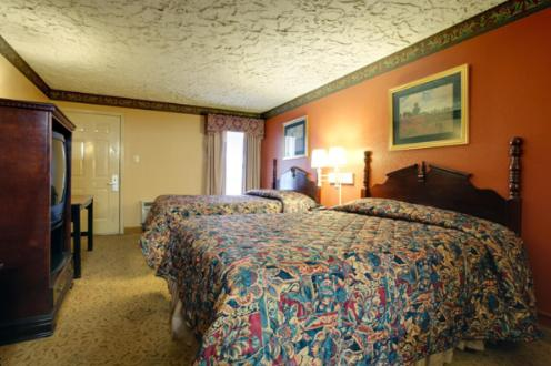 Americas Best Value Inn - Longview, TX 75602