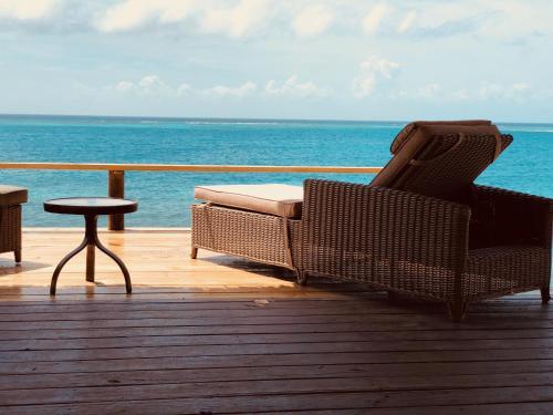 Luxury Ocean View Villa with Private Deck, Sero Colorado