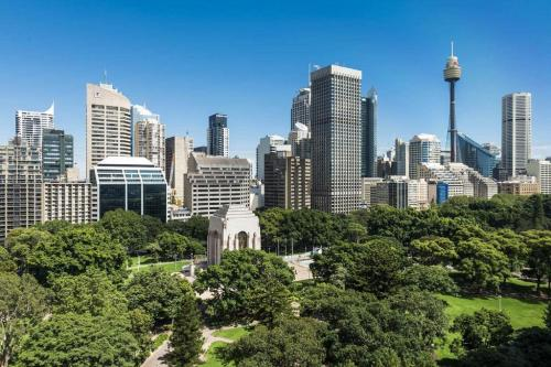 Paxsafe Sydney Hyde Park Plaza Hosted Apartments 708, Sydney