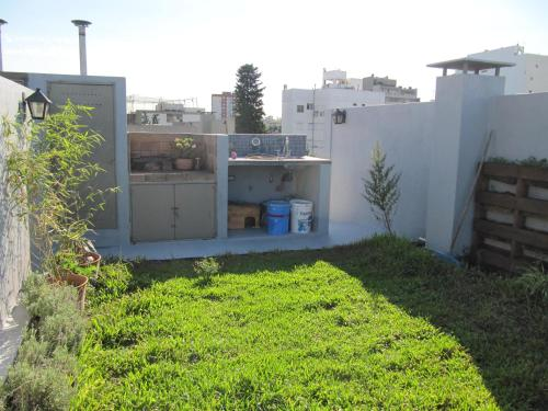 Sunny triplex with private terrace garden in Palermo Soho!, Buenos Aires