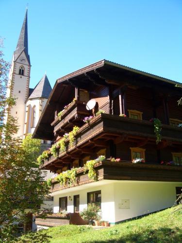 Ferienhaus Unterkircher - Apartment mit 2 Schlafzimmern und Terrasse