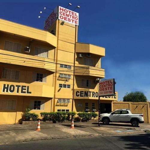 Hotel Centro Oeste