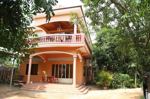 Anita Apartments and Villa, 暹粒