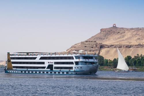 Nile Carnival Cruise - 04 & 07 nights every Thursday from Luxor - 03 nights every Monday from Aswan, Luxor