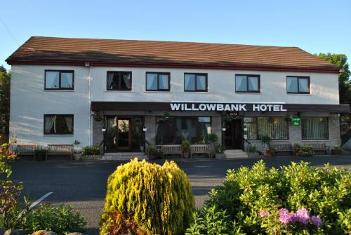 Photo of Willowbank Hotel Hotel Bed and Breakfast Accommodation in Largs North Ayrshire