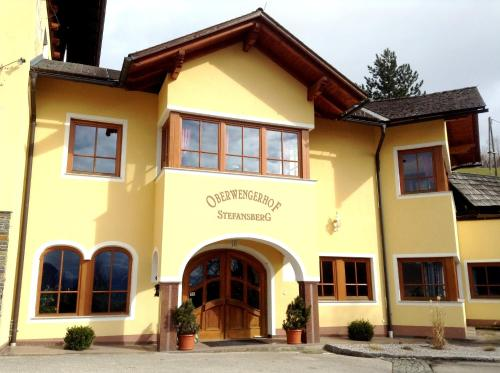 Landhotel Oberwengerhof - Apartment mit 2 Schlafzimmern mit Balkon