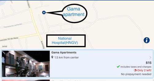 Gama Apartments, Dili