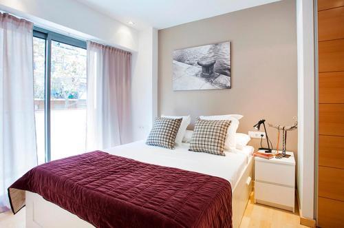 durlet rambla mar apartments- 1 bedroom apartment
