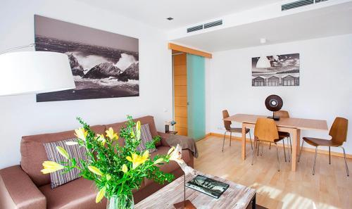 durlet rambla mar apartments- 2 bedrooms superior apartment