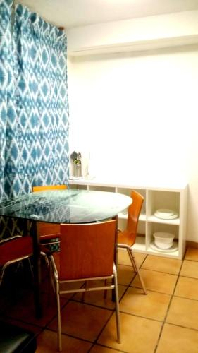 studio in sitges, with wonderful city view and wifi - 200 m from the beach