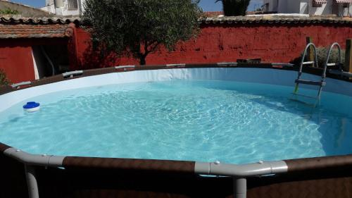 house with 3 bedrooms in picón, with private pool, enclosed garden and wifi