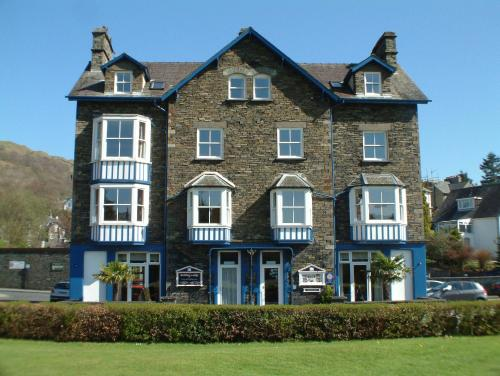 Photo of Brathay Lodge Hotel Bed and Breakfast Accommodation in Ambleside Cumbria