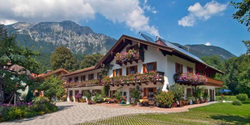 Отель Ferienwohnungen Auhaus 0 звёзд Германия