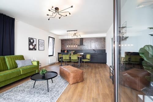 Apartment Invalidovna